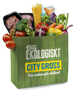 city gross matkasse - ekologisk matkasse