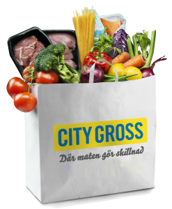 laktosfri matkasse - city gross