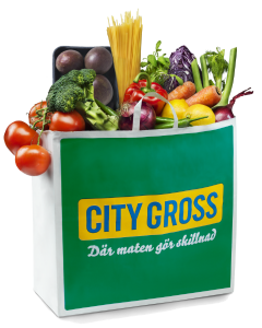 city gross matkasse vegetarisk
