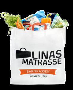 Linas barnkasse utan gluten