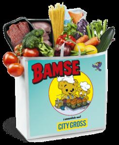 City Gross - Bamses Barnkasse